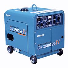 溶接機参考価格 デンヨー GA2800SS-IV