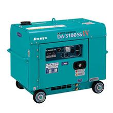 デンヨー参考価格  防音型小型ディーゼルエンジン発電機