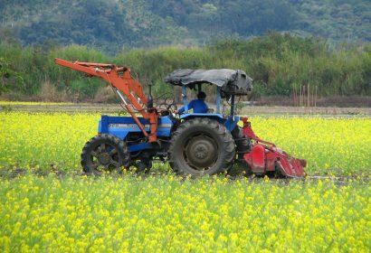 自宅で農家を行っている方に必見の農機具の種類をご紹介します! アイキャッチ画像