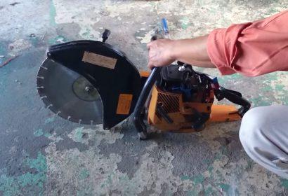 エンジンカッター使い方&注意点|始動 切り方 誰でも簡単に操作出来る方法! アイキャッチ画像