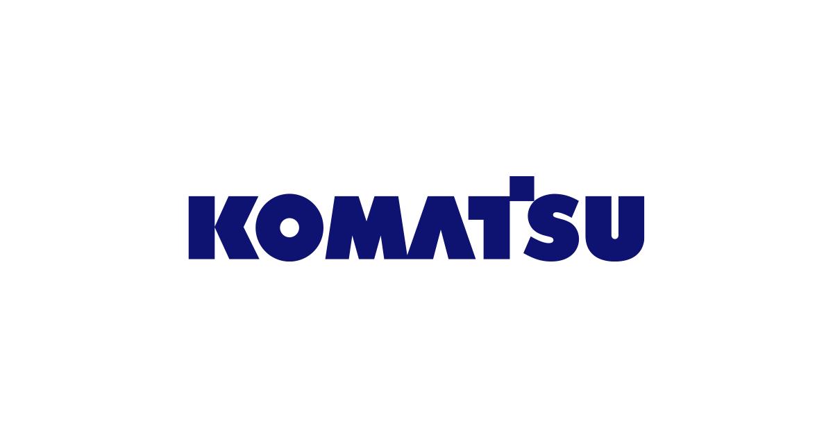 コマツ大辞典|建機フォークリフトで有名な小松製作所を分析!