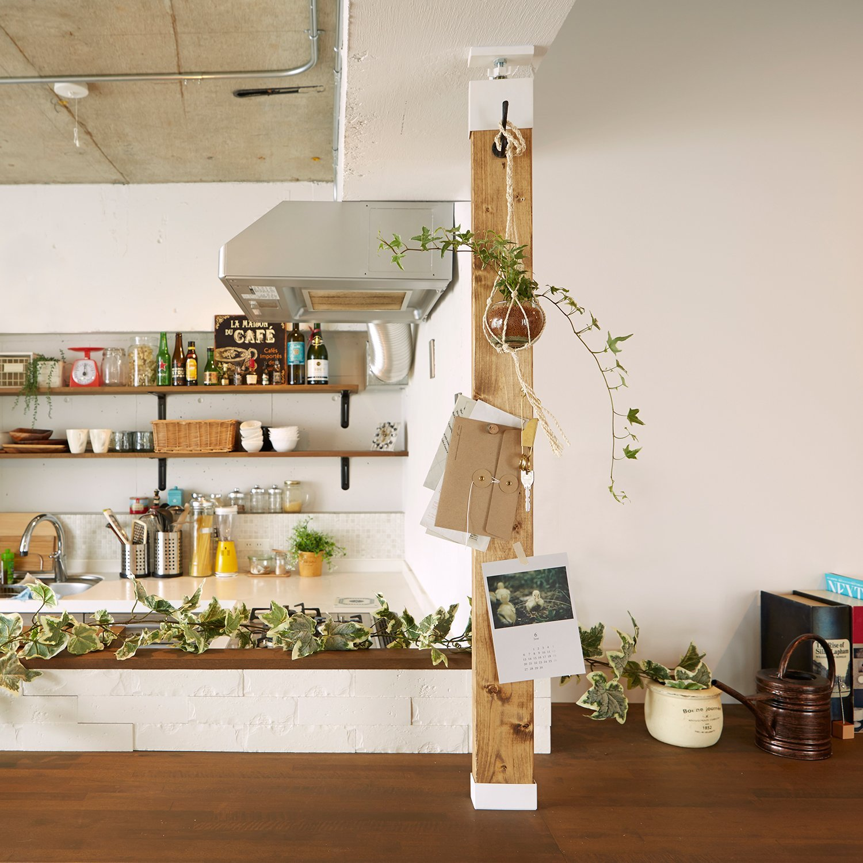 DIY賃貸で壁棚や壁紙をカスタマイズ!?WAKAIやLABRICOで気軽にチャレンジ!