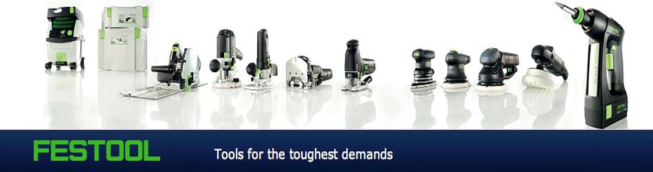 ドイツの電動工具メーカー・フェスツール(FESTOOL)とは