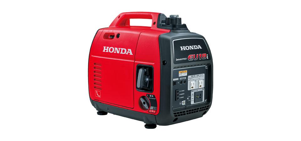 ホンダ(Honda)発電機 EU18i
