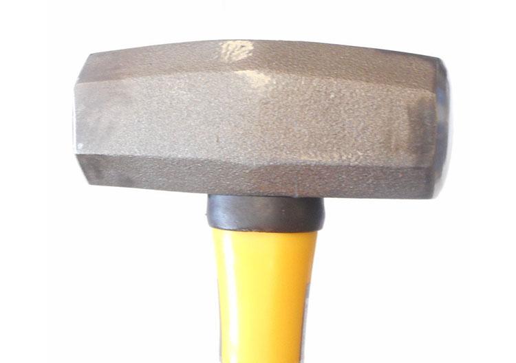 石頭ハンマー グラスファイバー柄 1.1Kg
