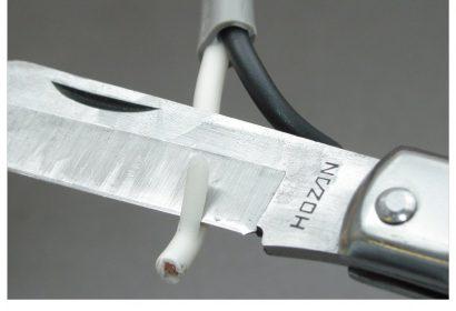 電工ナイフ
