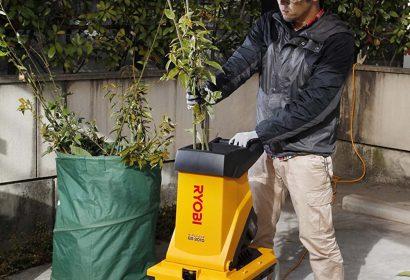 粉砕機おすすめ6選|枝などの園芸ゴミ用シュレッダー