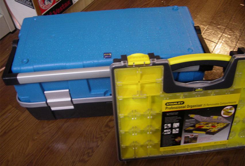 道具箱のメンテナンス | 木製やプラスチック製などおすすめのメンテナンス方法!