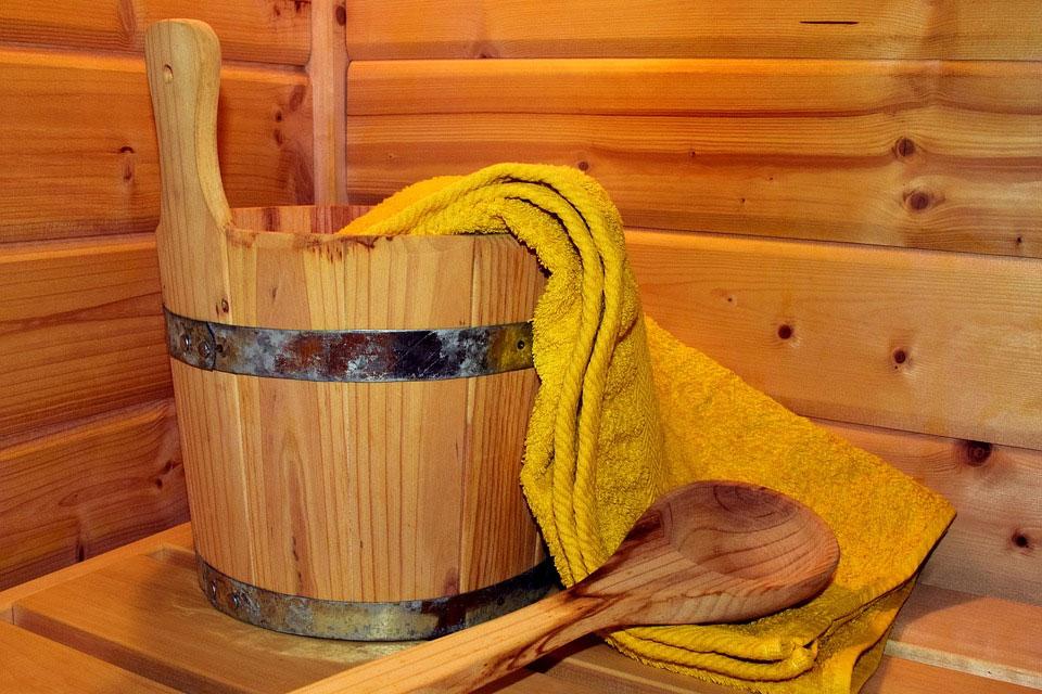 お風呂タオル