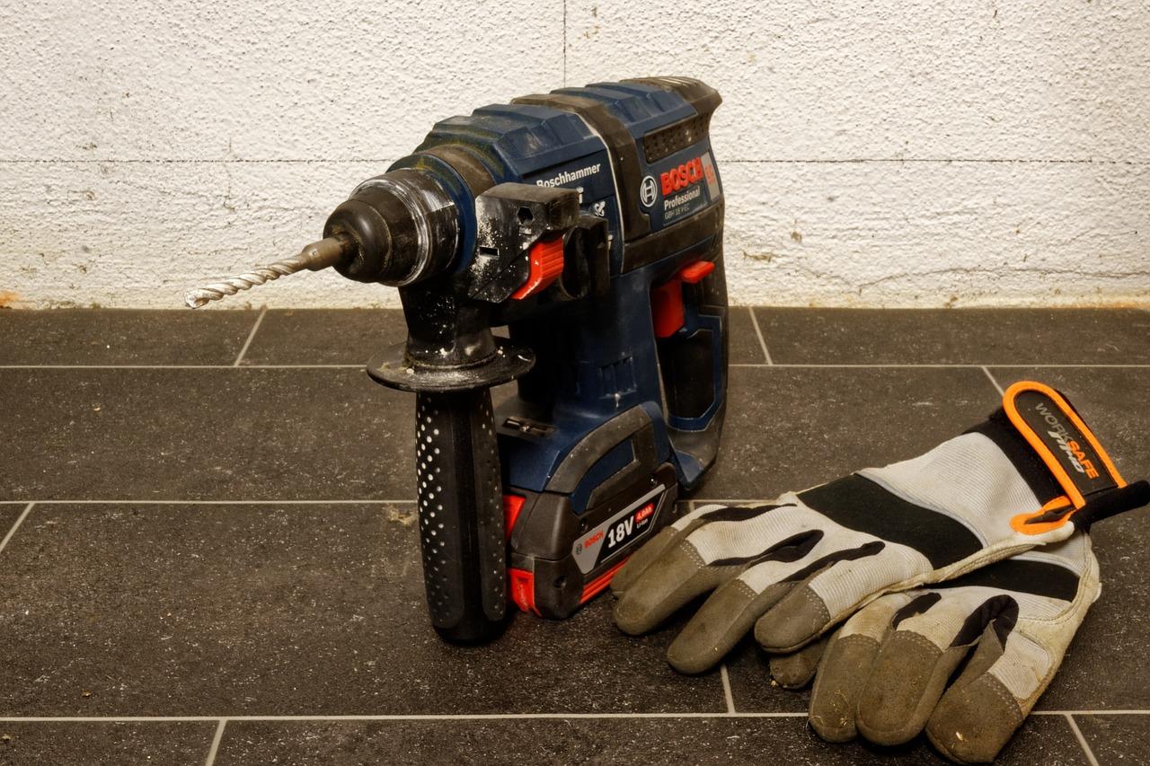 ボッシュ(BOSCH)の電動工具の選び方!プロ仕様やDIY仕様の違い