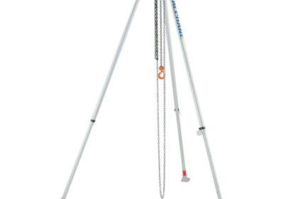 チェーンブロックは三脚を活用して吊り上げ!レンタルや自作はどう?