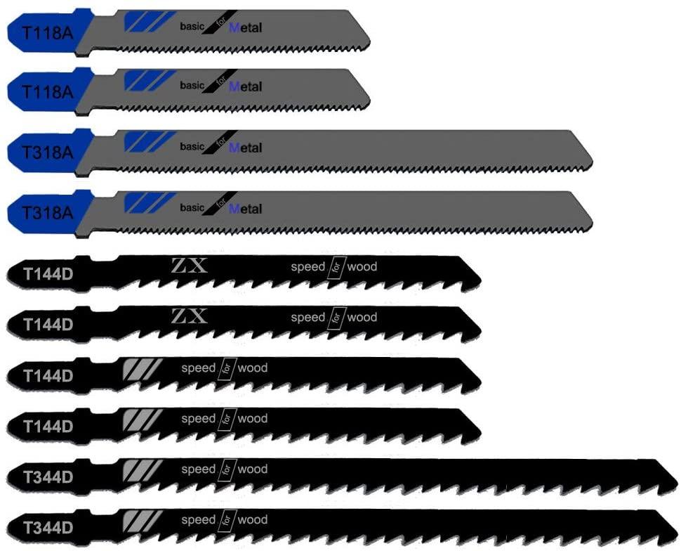 ジグソーの刃どう選ぶ?選び方や種類とボッシュなど人気製品ご紹介!