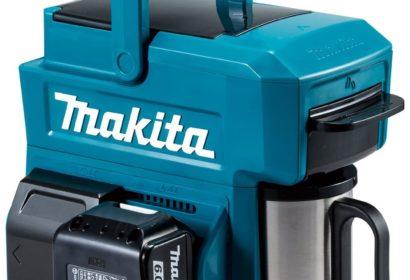 マキタのコーヒーメーカーCM501DZがオススメな3つの理由!評価と口コミも紹介