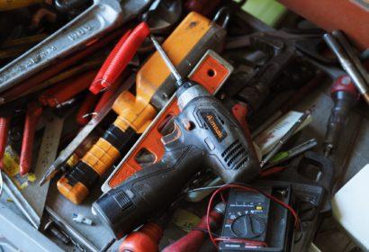 電動工具のアウトレットや中古ってどうなの?工具のメンテナンスもご紹介