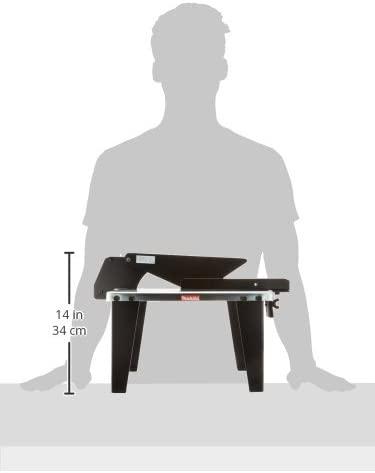 しゃがんでの作業であれば、天板の高さは市販のジグソーテーブルと同じ250~350㎜がいいでしょう。