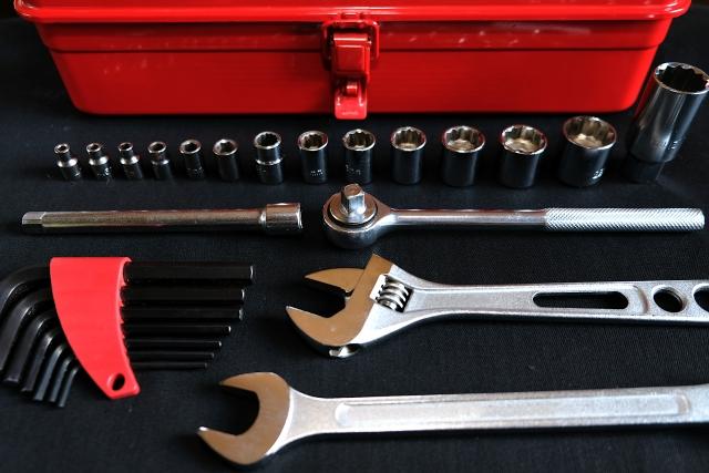 キャンプの工具整理にはツールボックスがおすすめ!収納にはコレ!