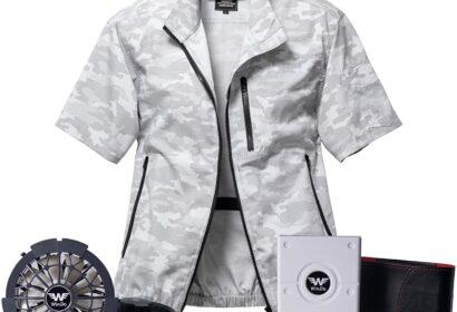 空調服は半袖を選ぶと超快適!おすすめの空調服も知りたい方は要チェック!