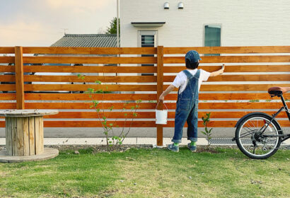 庭をおしゃれにDIY!初心者でにもおすすめの庭作りのアイデアをご紹介! アイキャッチ画像