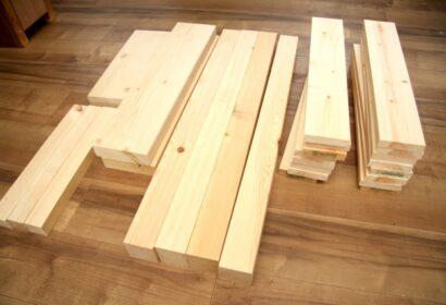 SPF材とはどんな木材?基礎知識からDIYでの活用術も徹底紹介! アイキャッチ画像