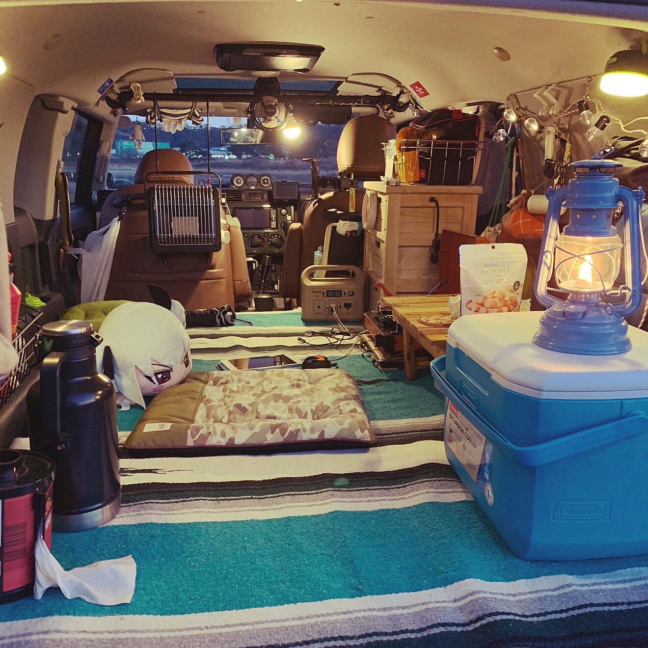 車中泊におすすめの車とは?初心者でも車中泊を楽しめる情報を徹底解説!