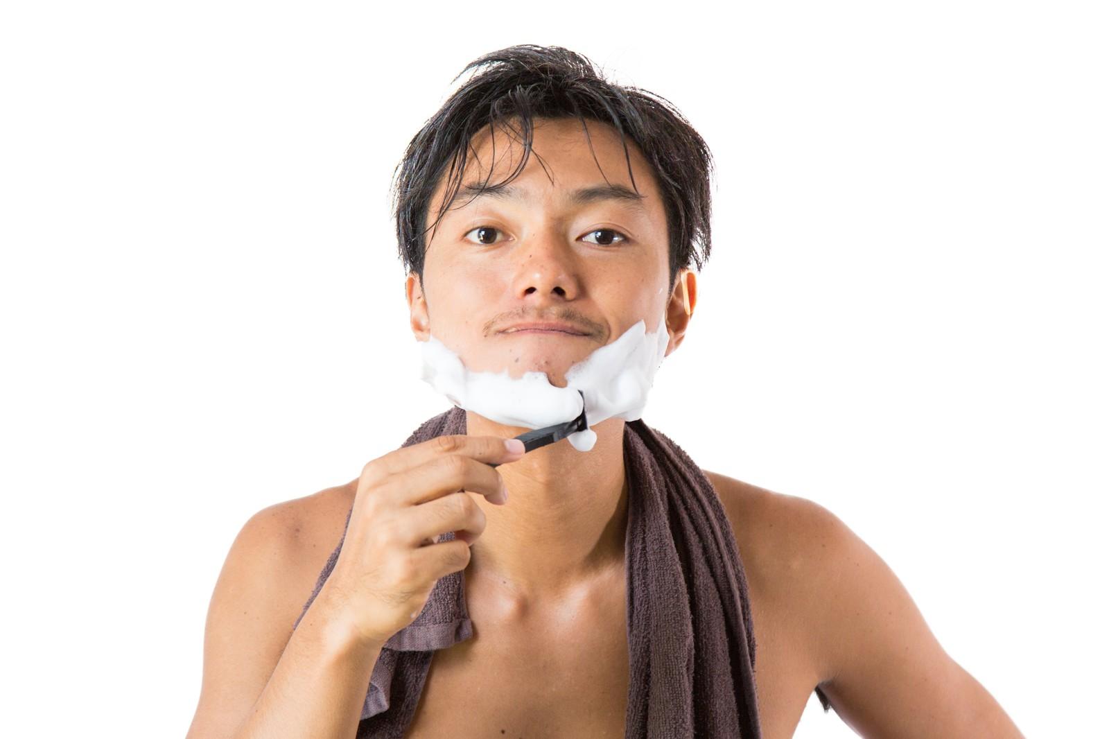 髭にも使えるおすすめの脱毛クリーム・ジェル人気7選!その効果は!