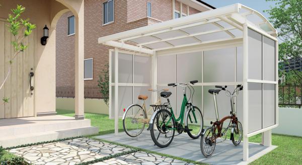 便利な自転車置き場!サイクルポートを設置しよう!おすすめ15選をご紹介!