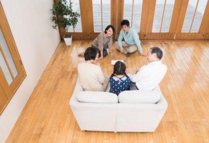 快適おすすめな二世帯住宅の間取り図を徹底紹介!坪数別に詳しく紹介! アイキャッチ画像