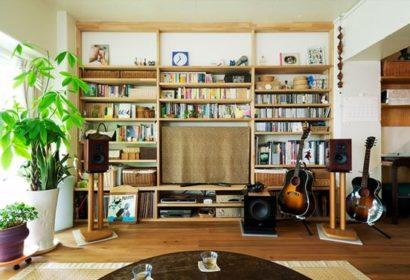 ディアウォールで本棚DIY!作り方から注意するポイントまで詳しく解説! アイキャッチ画像