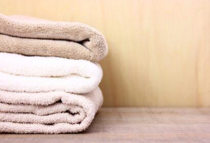 一般的なバスタオルのサイズとは?おすすめのバスタオルをサイズ別にご紹介! アイキャッチ画像