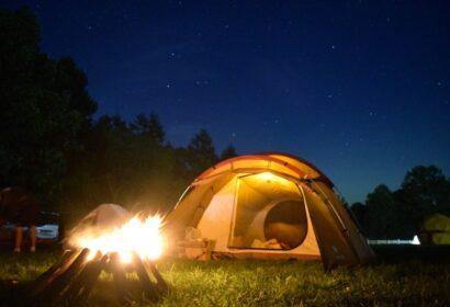 人気のテント「スノーピークのアメニティドーム」とは?魅力を徹底紹介! アイキャッチ画像