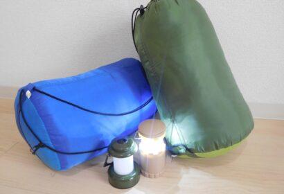 スノーピークの寝袋「オフトン」シリーズはキャンプでも快適睡眠!魅力とは? アイキャッチ画像