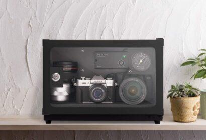 カメラをカビから守る【防湿庫】とは? 特徴からおすすめ商品までご紹介! アイキャッチ画像