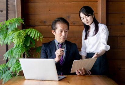 【社長秘書】の仕事とは?具体的な仕事内容を詳しく解説! アイキャッチ画像
