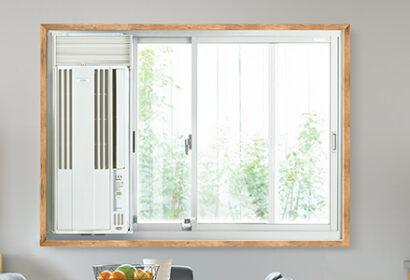 窓用エアコン(ウィンドウエアコン)おすすめ7選!使用時の注意とは? アイキャッチ画像