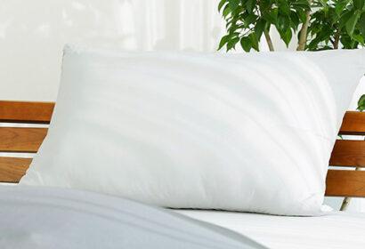パイプ枕の洗濯方法を詳しく解説!より快適に使用するコツは? アイキャッチ画像